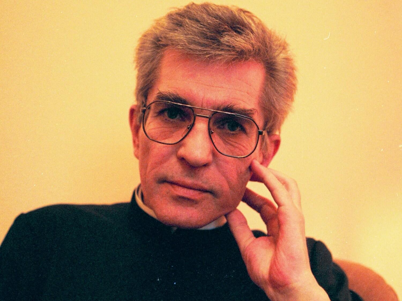Ojciec Stanisław Opiela. Warszawa, listopad 1994