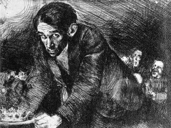 Autoportret Brunona Schulza