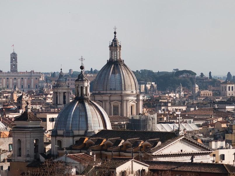 Odrodzenie religijne dzięki konkurencji. Włochy i nie tylko?