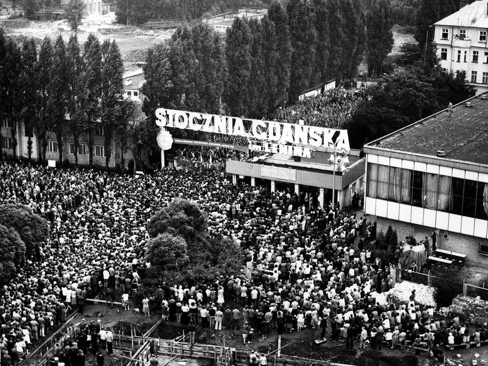 Strajk w Stoczni Gdańskiej