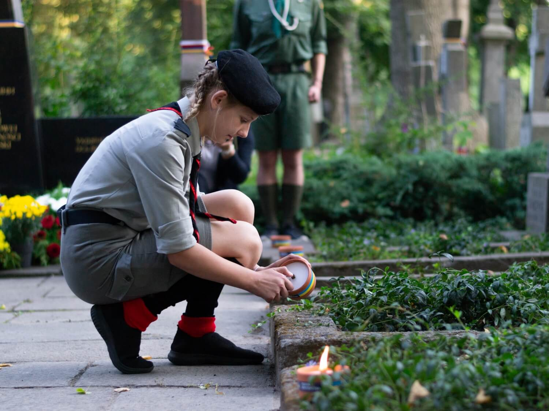 Cmentarz prawosławny na Woli w Warszawie