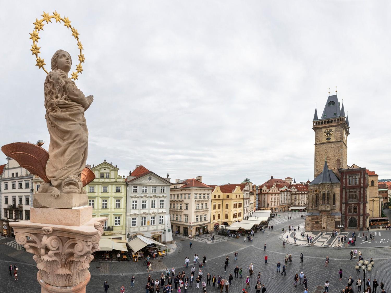 Kolumna Najświętszej Marii Panny w Pradze