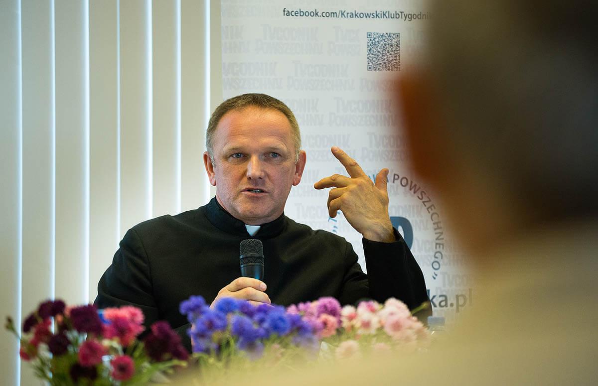Ks. Wojciech Lemański formalnie przechodzi do Łodzi