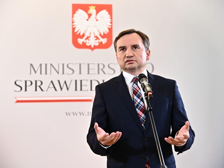 Do ministra Ziobry: donos na międzynarodówkę religijną