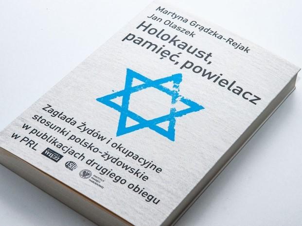 """""""Holokaust, pamięć, powielacz"""" – książka, która opisuje kwestie dotychczas niezbadane"""