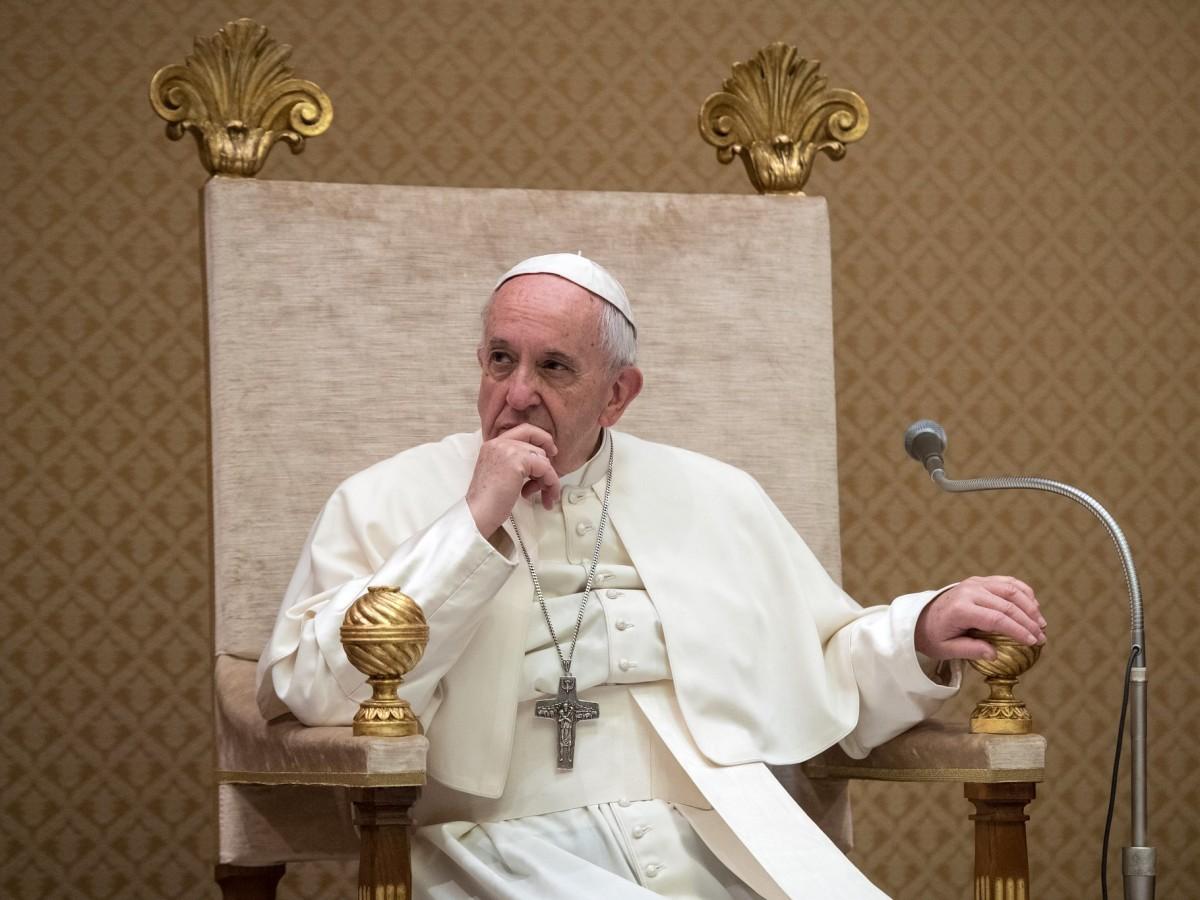 Franciszek: Jezus jest przeciwnikiem fasadowej religijności