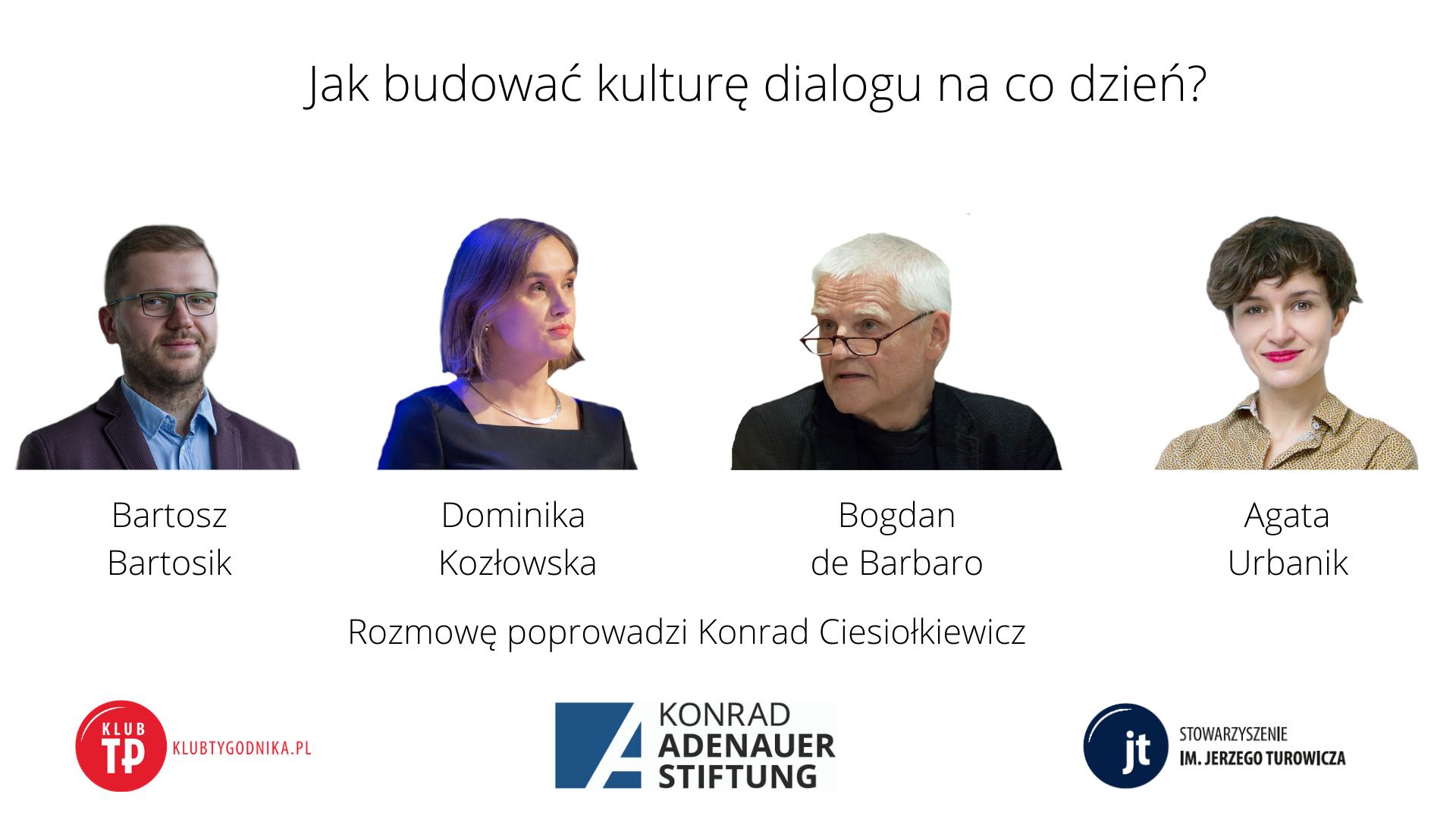 Jak budować kulturę dialogu na co dzień?