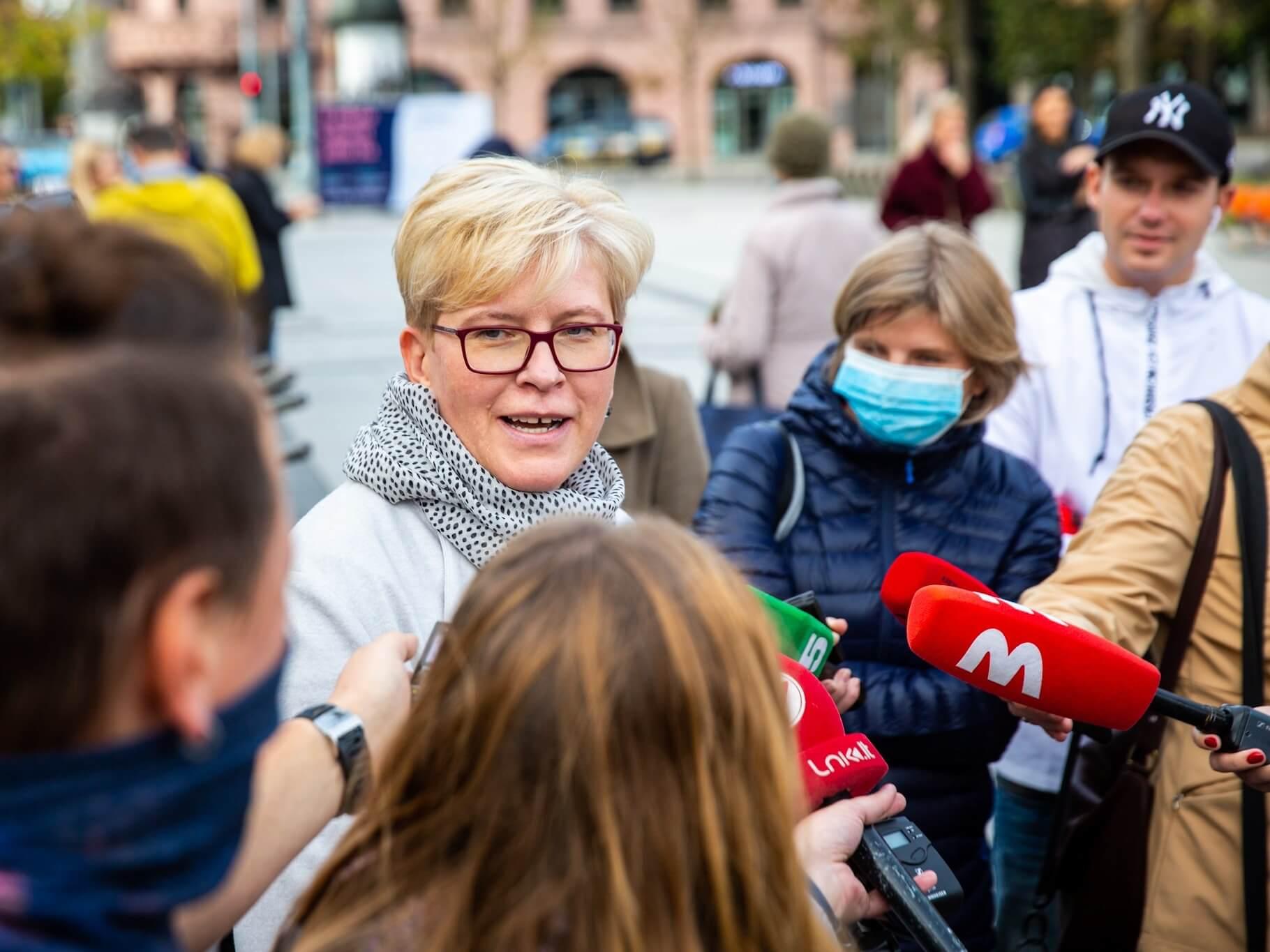 Na Litwie COVID-19 pomaga wrócić do władzy