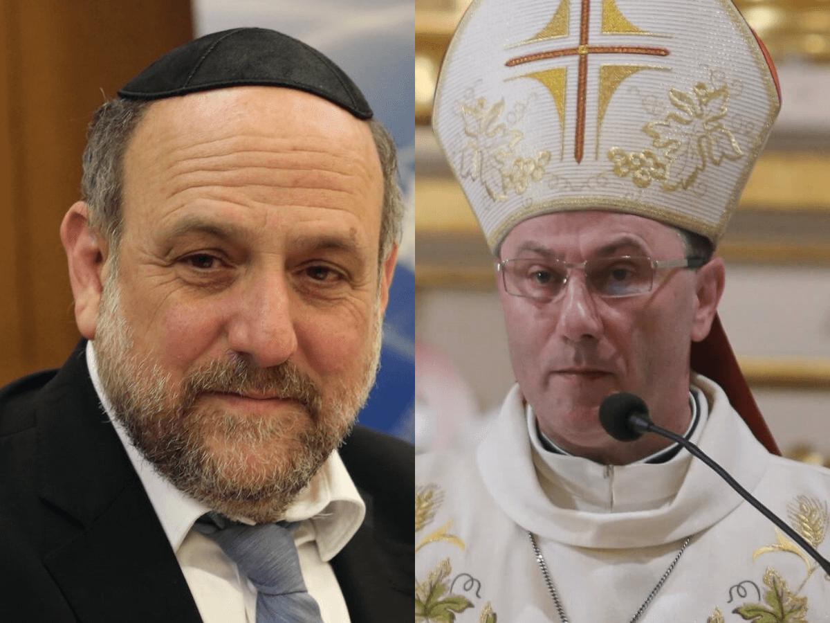 Jako duchowni powinniśmy jednoczyć ludzi. Naczelny rabin Polski pisze do prymasa