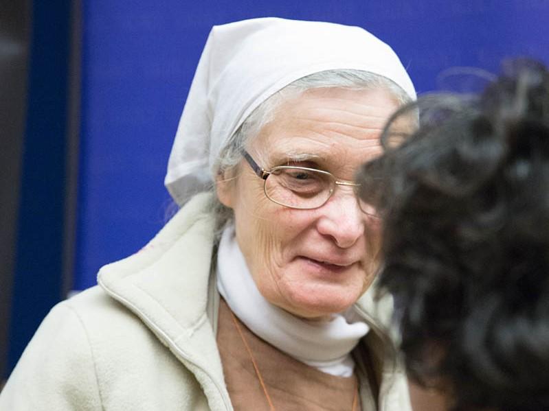 Siostra Chmielewska do protestujących: Nie używajcie przemocy, nie dajcie się sprowokować