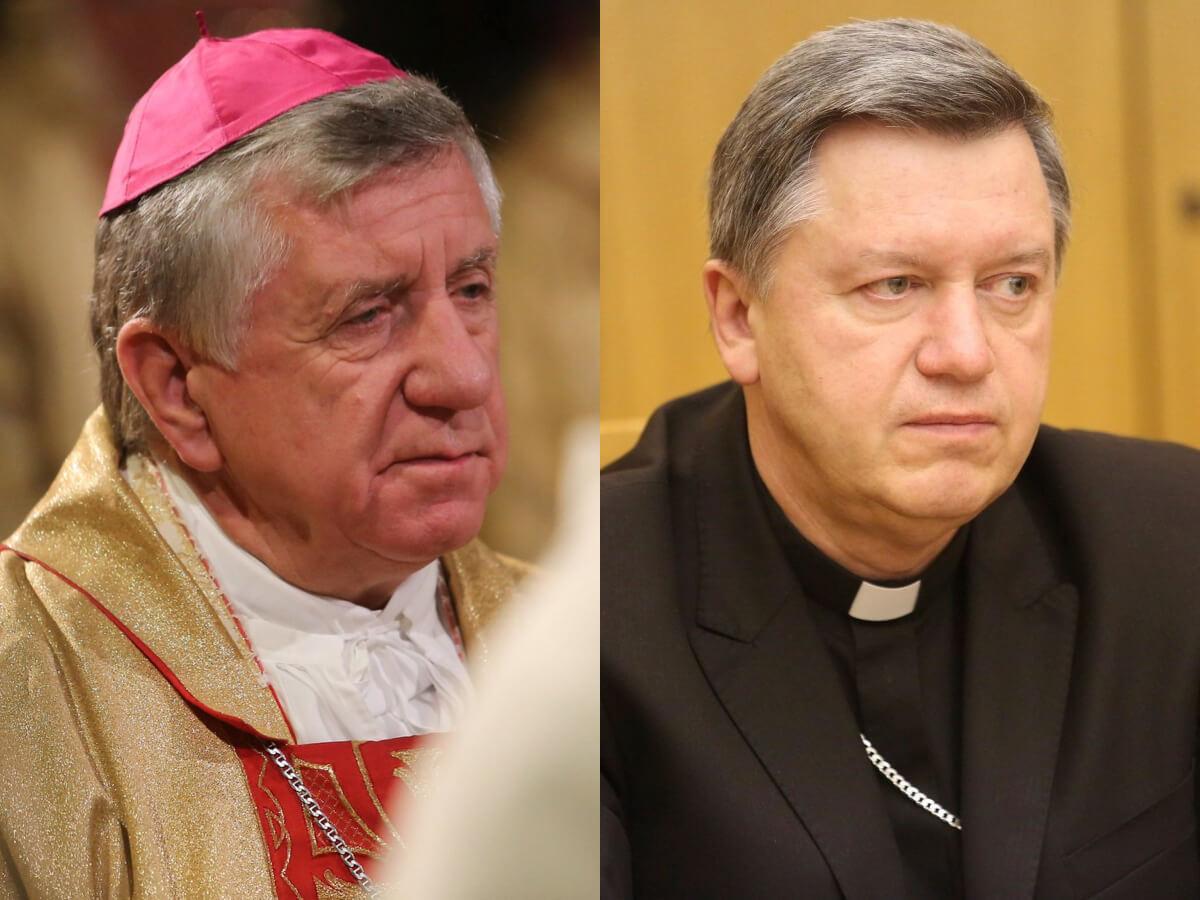 """""""Wara od mojej katedry"""" czy """"ludzie mają słusznie dość takiego Kościoła""""? Księża i biskupi reagują na protesty"""