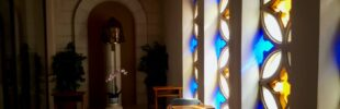 Jerozolima, kaplica adoracji w kościele św. Piotra in Gallicantu