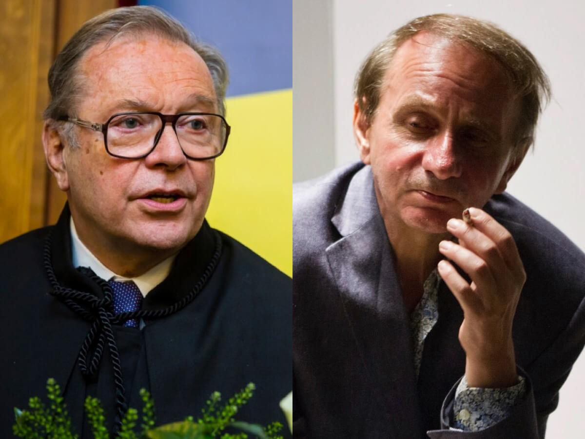 Krzysztof Zanussi, Michel Houellebecq