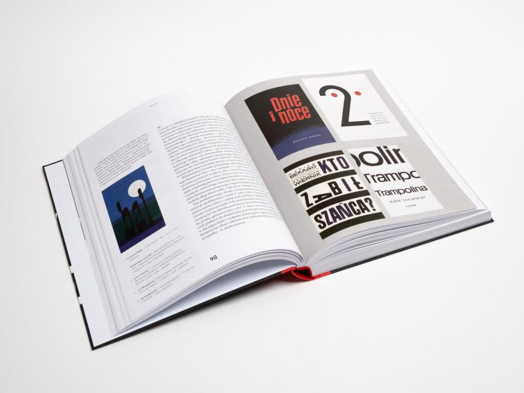 """Książka Janusza Górskiego """"Dosłownie. Liternicze i typograficzne okładki polskich książek 1944–2019"""""""