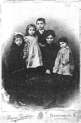 Rodzina Sary