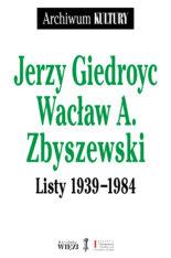 okladka Giedroyc Zbyszewski