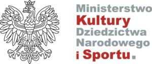 Dofinansowano ze środków Ministra Kultury, Dziedzictwa Narodowego i Sportu pochodzących z Funduszu Promocji Kultury