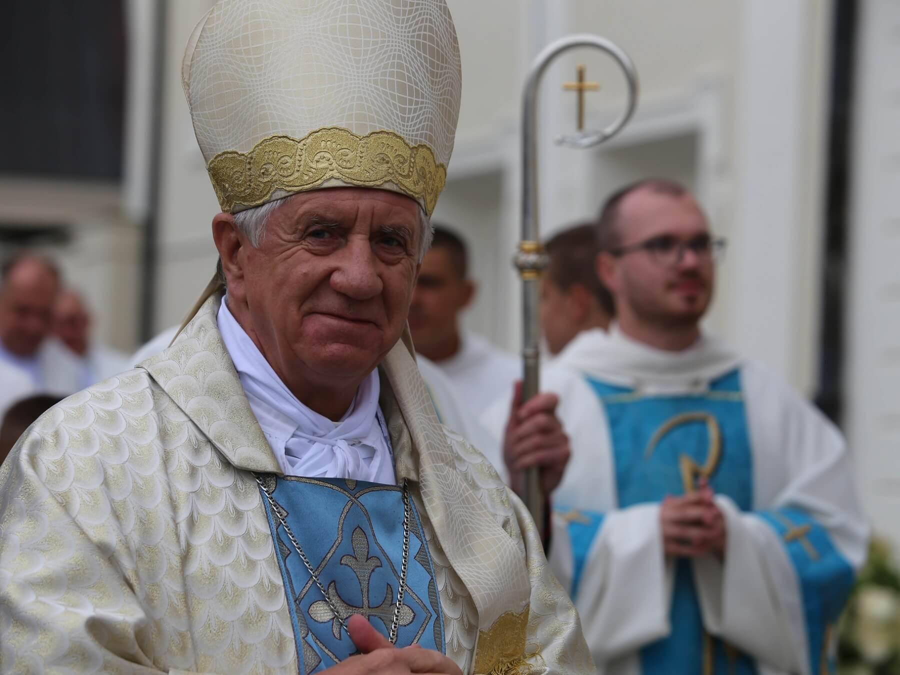 Abp Andrzej Dzięga