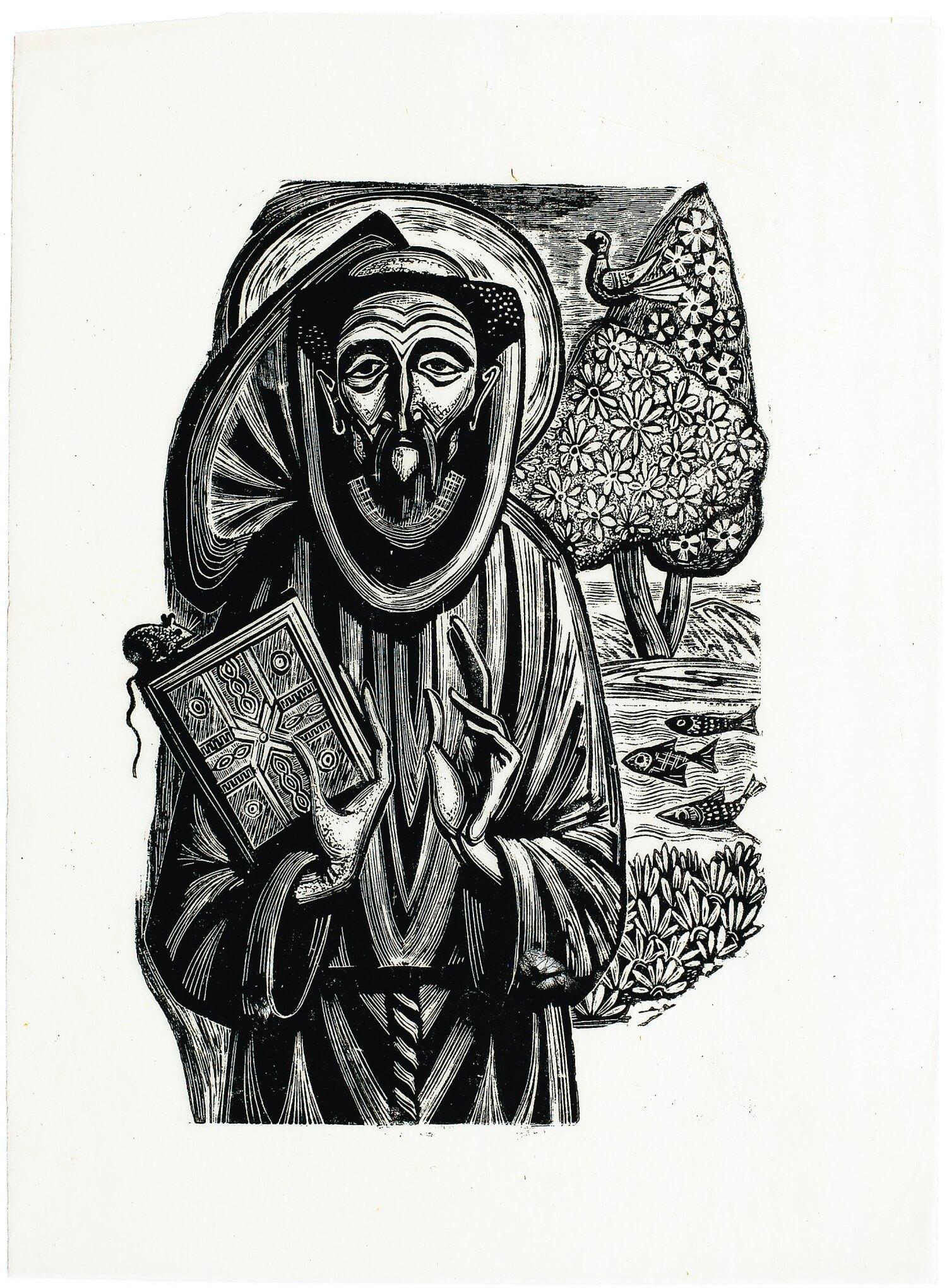 Maria Hiszpańska, Franciszek z Asyżu